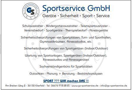 Wir sind Ihr starker Partner für geprüfte Sicherheit im Sport