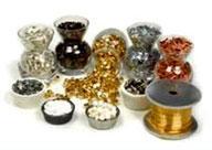 Metales puros  Antimoniuros  Arseniuros  Boruros  Carburos  FluorurosNitruros  Óxidos  Seleniuros  Siliciuros  Sulfuros  Telururos