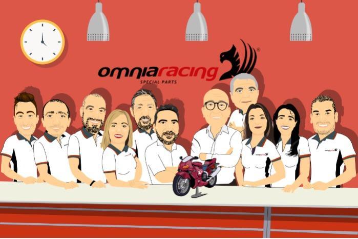 staff omnia racing