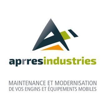 maintenance engins réparation logo