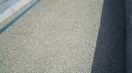 Emb Miot béton extérieur lavé