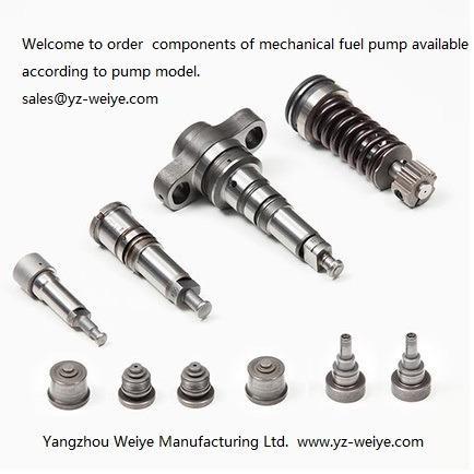 components of mechanical fuel pump