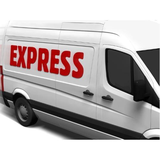 Transports express de marchandises