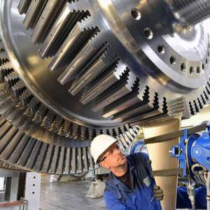 Geschäftsfeld - Maschinen- und Anlagenbau