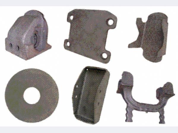 Limited Liability Company RICH Research and Production Company offers spare parts for rolling stock and other metal products.