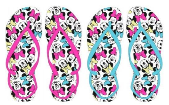 Distributeur Tongs MINNIE