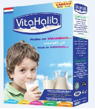 VITAHALIB-Milk powder