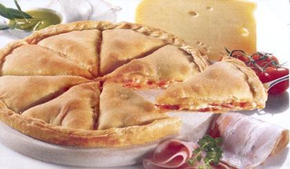 SAROGLOU Round Pie