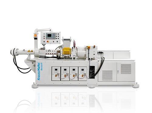 Die Stiftzylinder-Gummiextruder GE-KS und Vac GE-KS sind die Allroundmaschinen, die ein breites Spektrum von Kautschukmischungen verarbeiten.