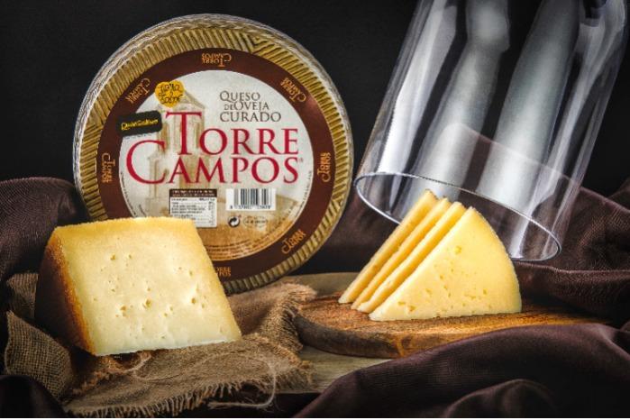 G.P.I Castellano cheese. Sheep´s Milk Cheese.