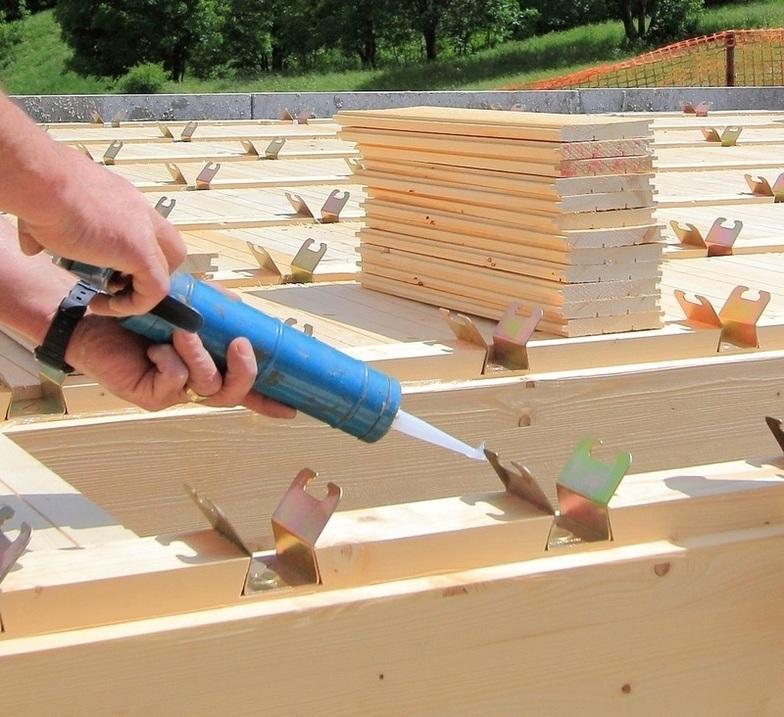 Sintesi - Costruzioni in legno Solai in legno
