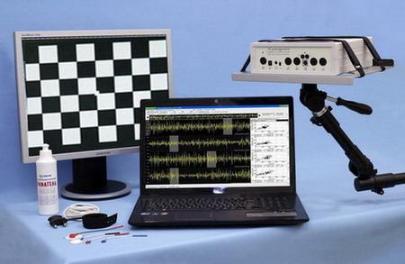 """Электромиограф """"Синапсис"""" 4-х канальный с Вызванными Потенциалами, игольчатой ЭНМГ, зрительными и слуховыми ВП, питание и подключение USB"""