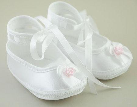 Shoes for baptism