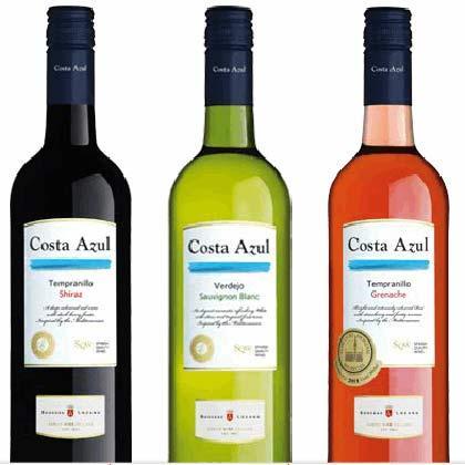 Vinos Costa Azul