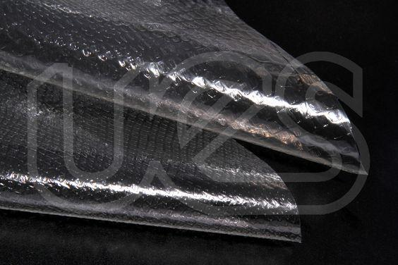 We manufacture PET crystal transfer foils for leather and textile printing in transparent, white , black and metallic.