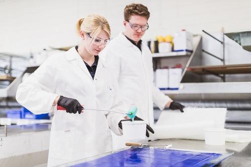 B fa composite systems gmbh co kg fibre e lana di vetro resine materiale di rivestimento - Stampi piscine vetroresina ...
