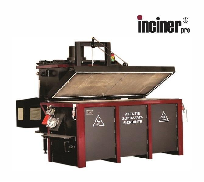 Incinerator IncinerPro i1000