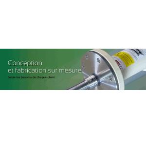 Conception et fabrication d'agitateurs et pompes industriels sur mesure selon les besoins de chaque client.