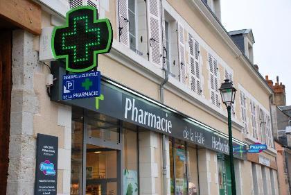 Creation d'une pharmacie