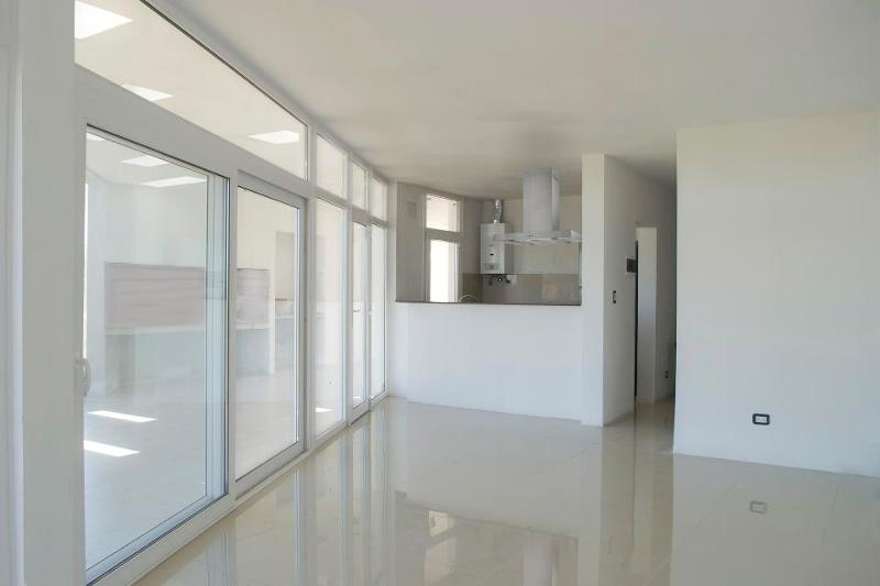 Aluminum and PVC window