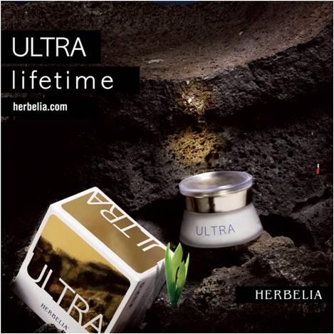 Ultra, a line of products containing highly effective active principles that will stave off the signs of skin ageing, as well as smoothen and reduce wrinkles.