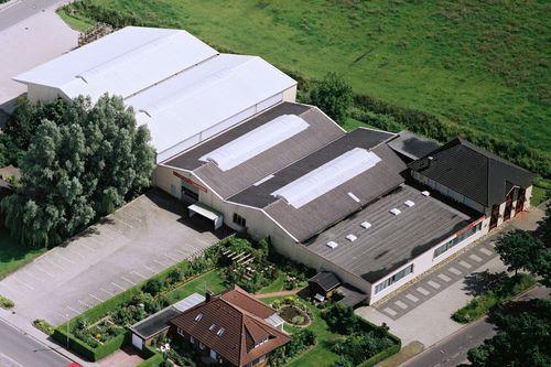 Firmenzentrale und Produktionsstandort