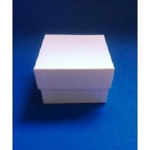 Kiro box 1/4  Caixa de papelão Kirobox 75x75x50 mm. Apenas para tubos de vidro líquidos e sólidos 2g