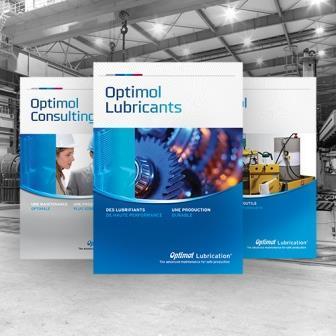 Les brochures Optimol-Lubrication, Castrol et MEMOLUB® sont téléchargeables