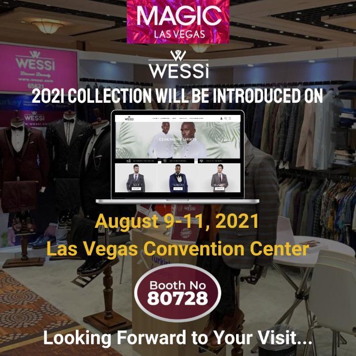 2021 Magic Las Vegas Fair