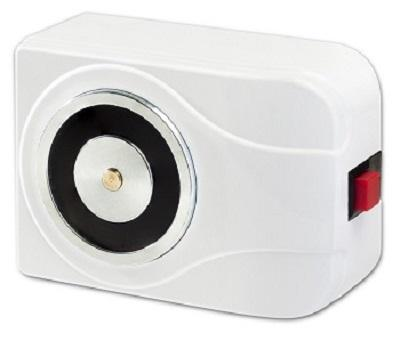 Supplied with adjustable keeper plate S01, holding force 50kgs or 100kgs, 24Vdc standard. Available white or black type, different supply voltage and AC supply voltage.