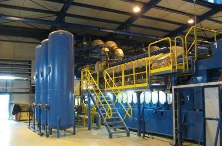 Wartsila Natural Gas Power Plant with Warranty