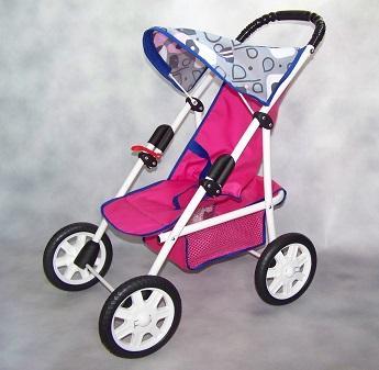 Doll stroller Daria LUX