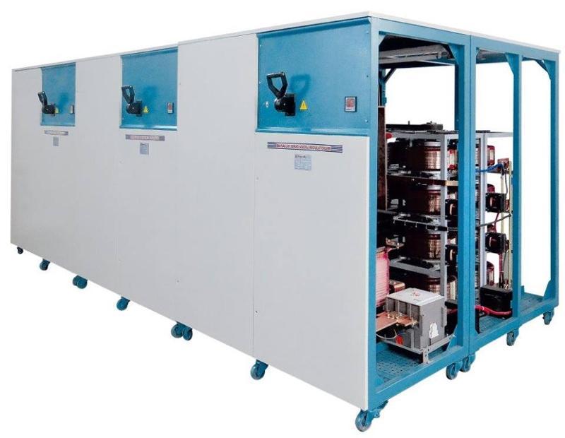 2000 KVA THREE-PHASE ELECTRIC REGULATOR