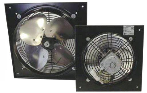 4-wing aluminium impeller (6-wing at the KAF-602 model).