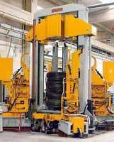 Binder press coils