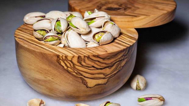 -Raw Organic pistachios In-Shell
