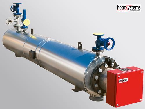 Electrical flow heater
