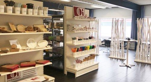 Showroom in Bremgarten