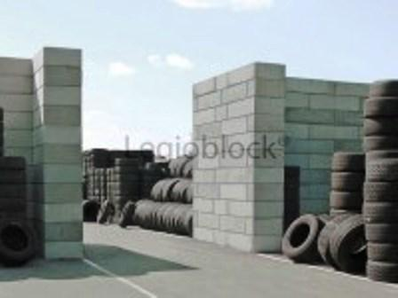 Concrete firewalls