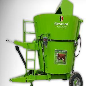 Vertical Feed Mixer Wagons