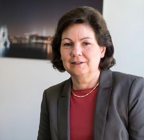 Petra Kersten, Geschäftsführerin