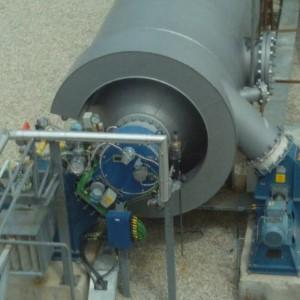 Combustion Chambers - Hot Gas Generators