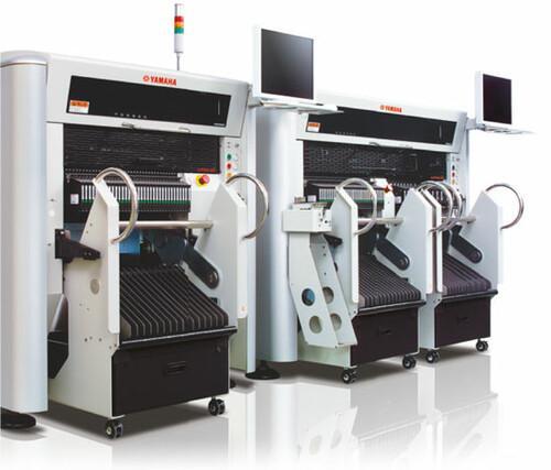 Neue Maschinengeneration: i Pulse series