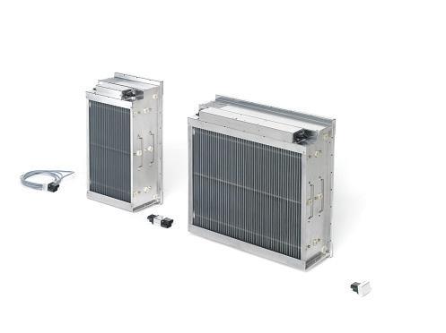 FE-System, die Alternative zu Gewebefilter. Höhere Filtereffizienz - über die gesamte Betriebszeit; waschbar und wiederverwendbar; keine Entsorgungskosten; geringer Druckverlust; einfache Installation