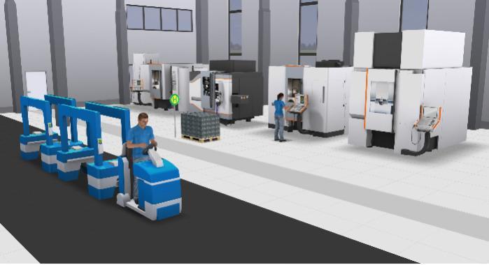 3D-Fabrik