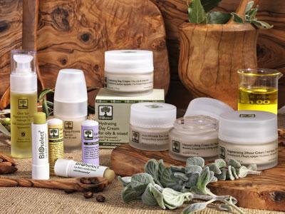 BIOselect Certified Organic Face Care