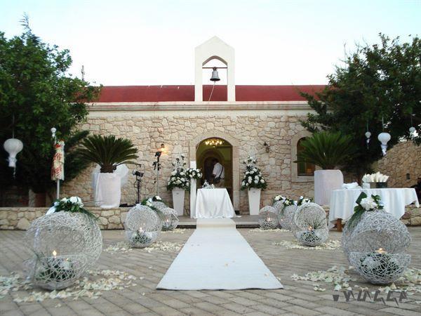 A picturesque church wedding