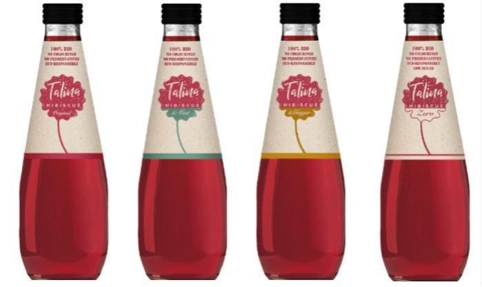 Talina Hibiscus Drinks
