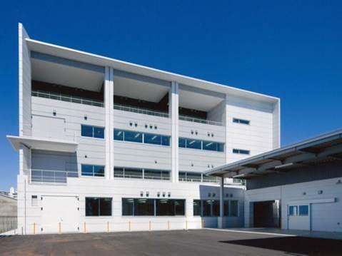 Takasago New Factory