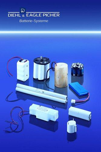 Diehl-EP Batteriepacks